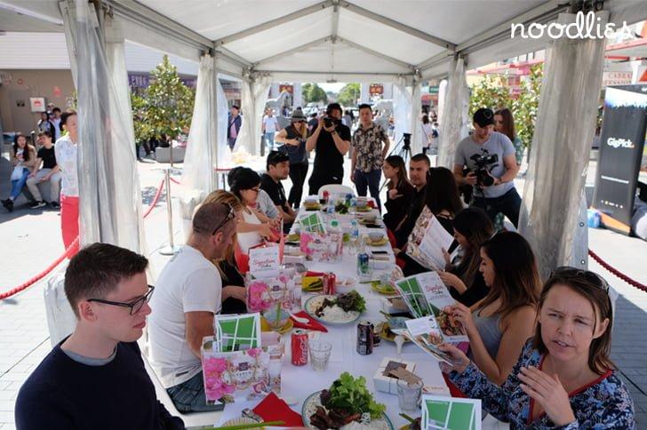 Noodlies Cabramatta Moon Festival Feast Wrap Up