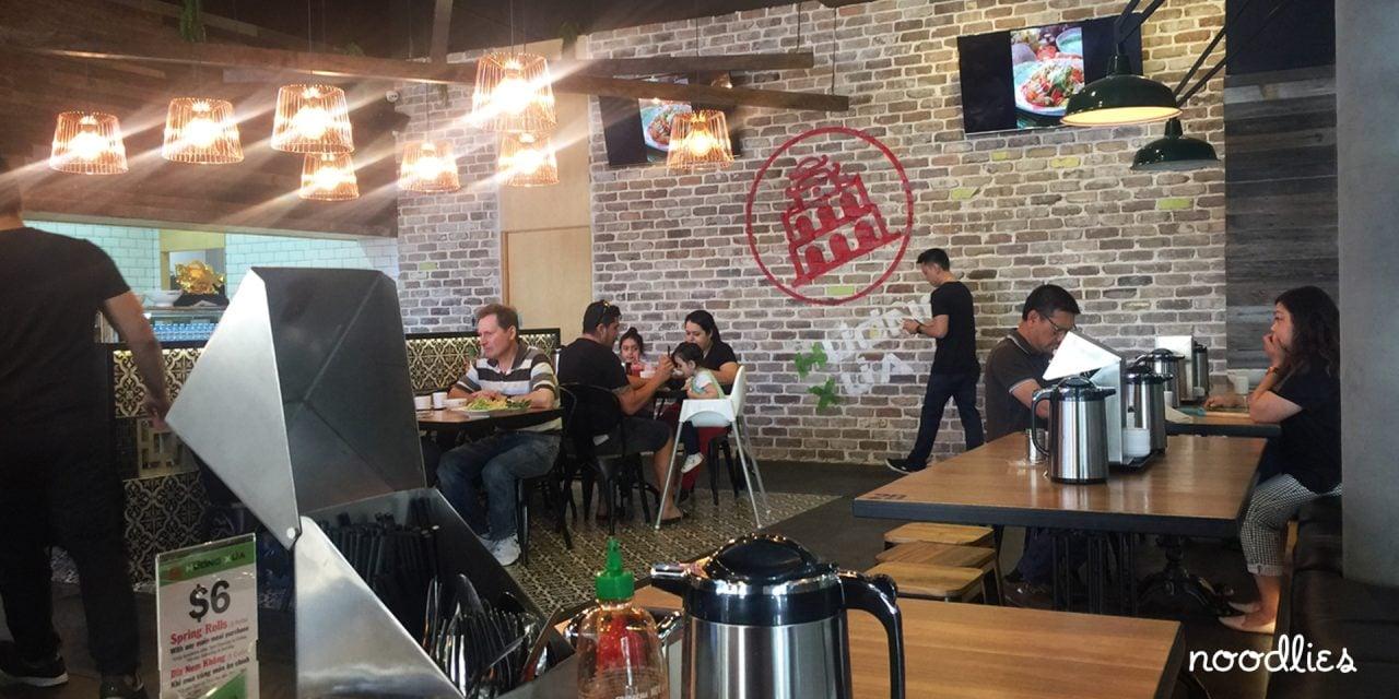 Huong Xua, Vietnamese, Liverpool