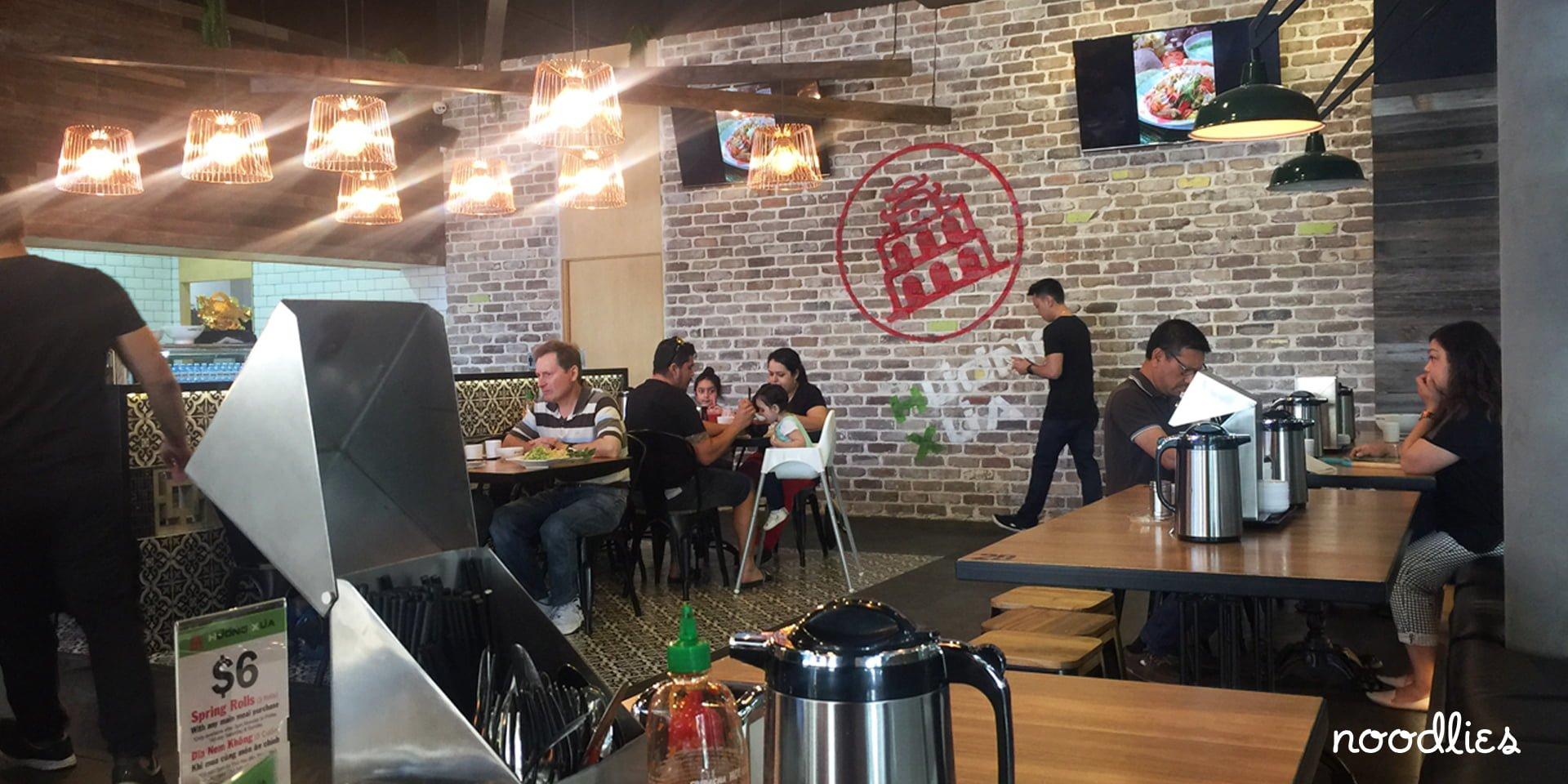 Huong Xua, Vietnamese, Liverpool   noodlies - A Sydney food blog by Thang Ngo