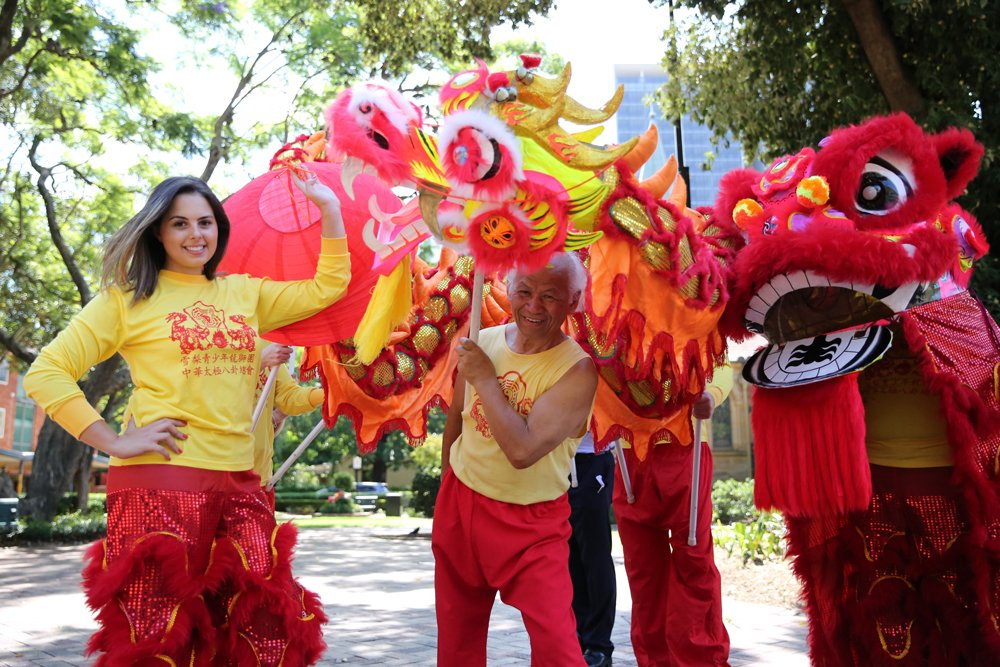Lunar New Year Parramatta (supplied)