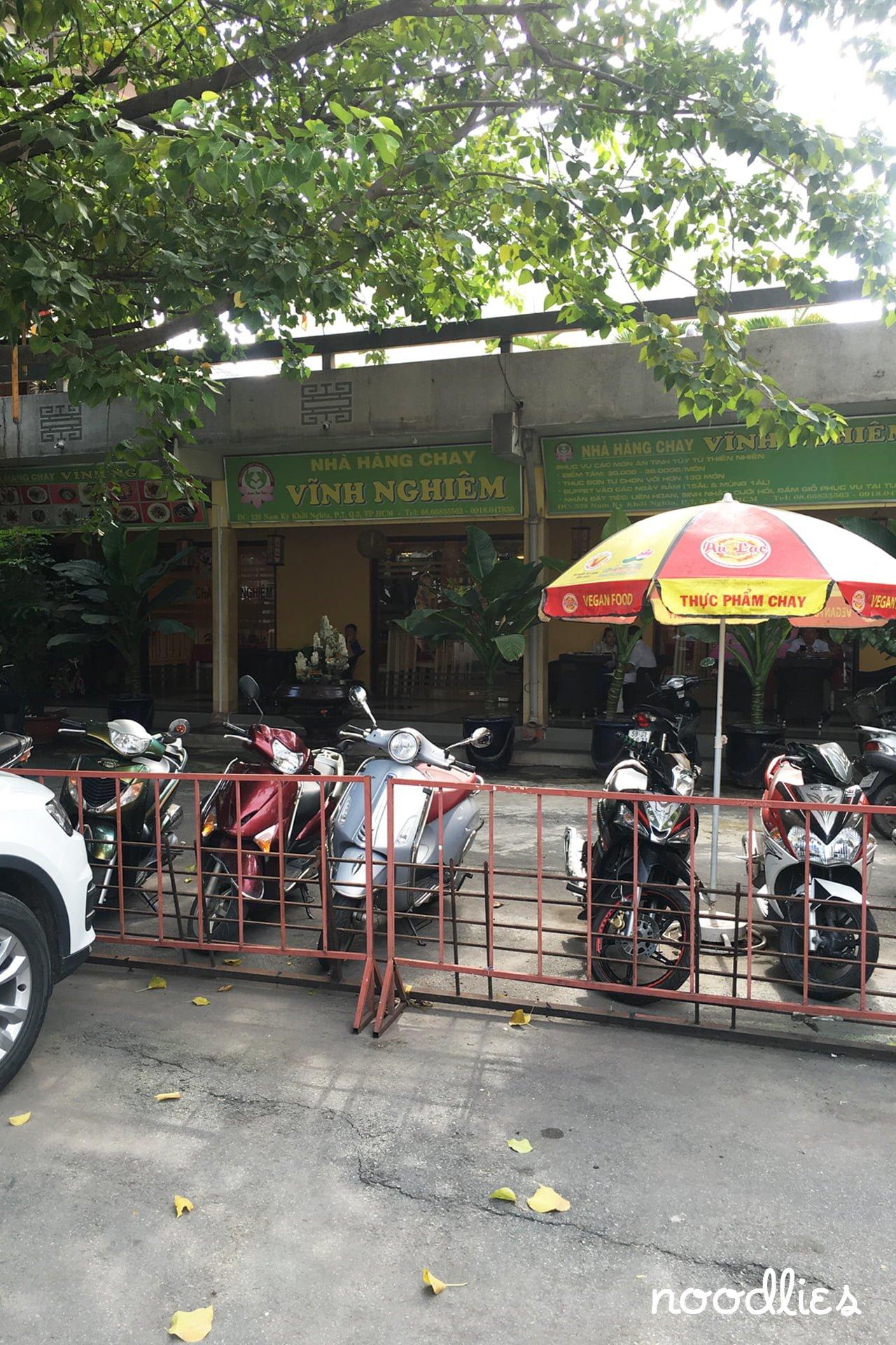Chua vinh nghiem Vietnam