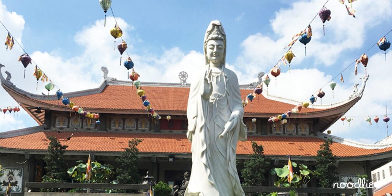 Vinh Nghiem Temple Vegetarian Restaurant, Vietnam