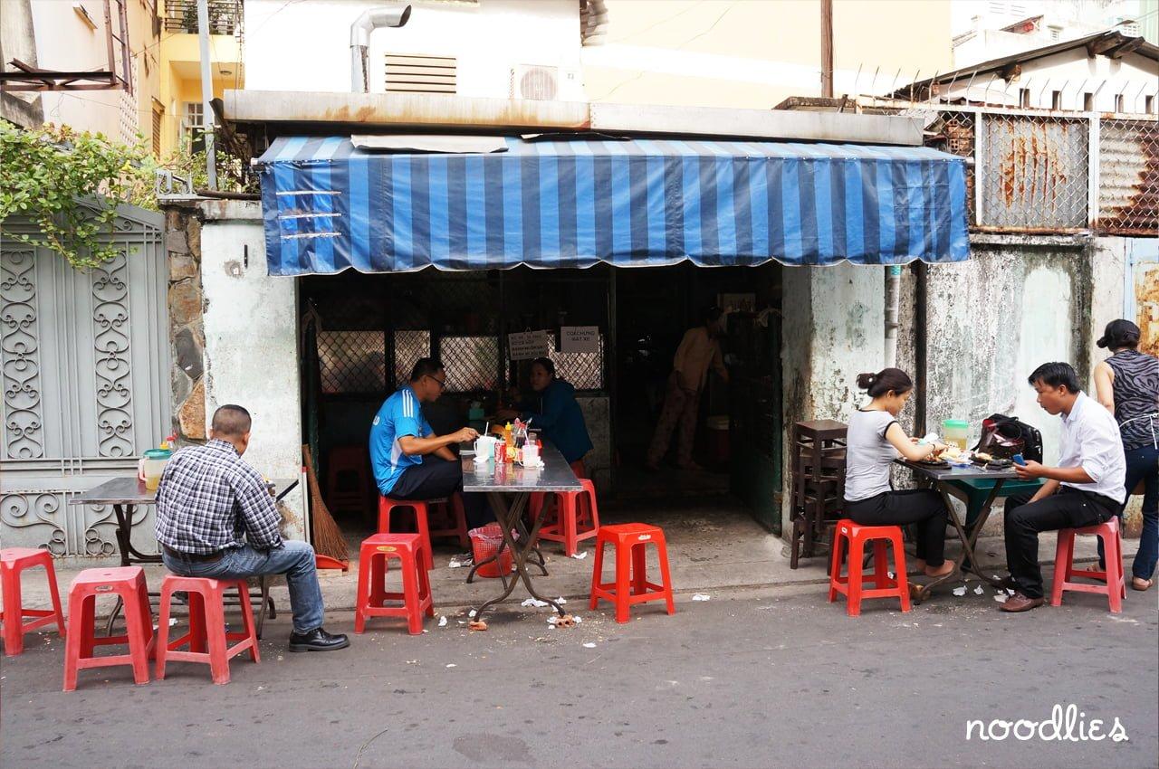 Huong Que, Cabramatta, Vietnamese