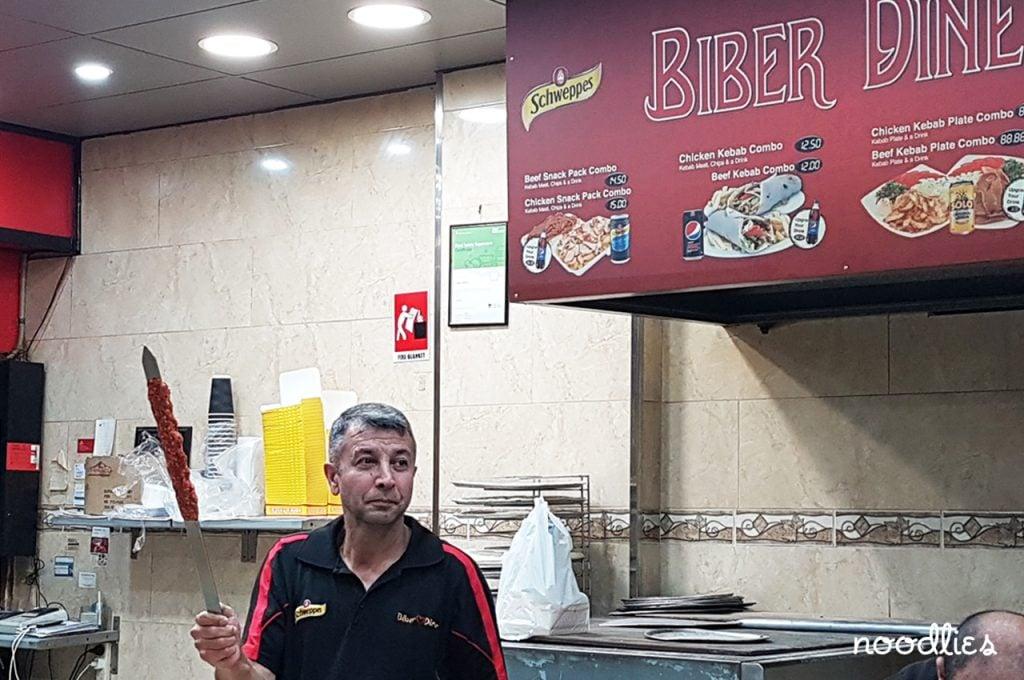 Biber Diner merrylands