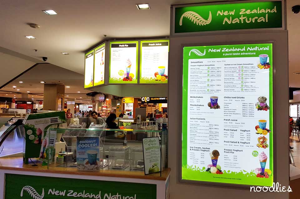 New Zealand Natural Market City