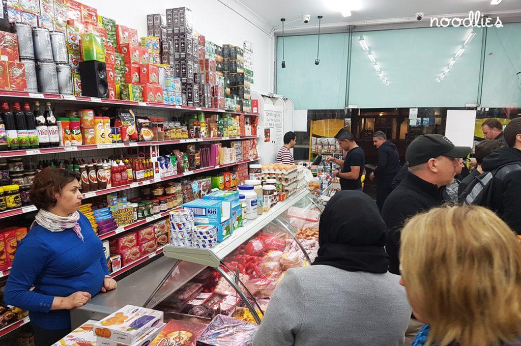 Ryyan Supermarket Merrylands