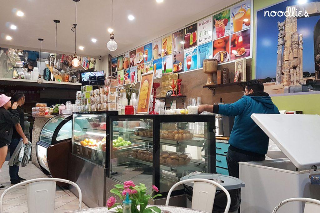 shiraz persian ice cream merrylands