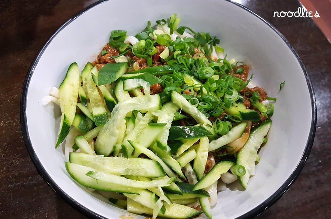 Xian-noodle-house-pork-mince-noodles