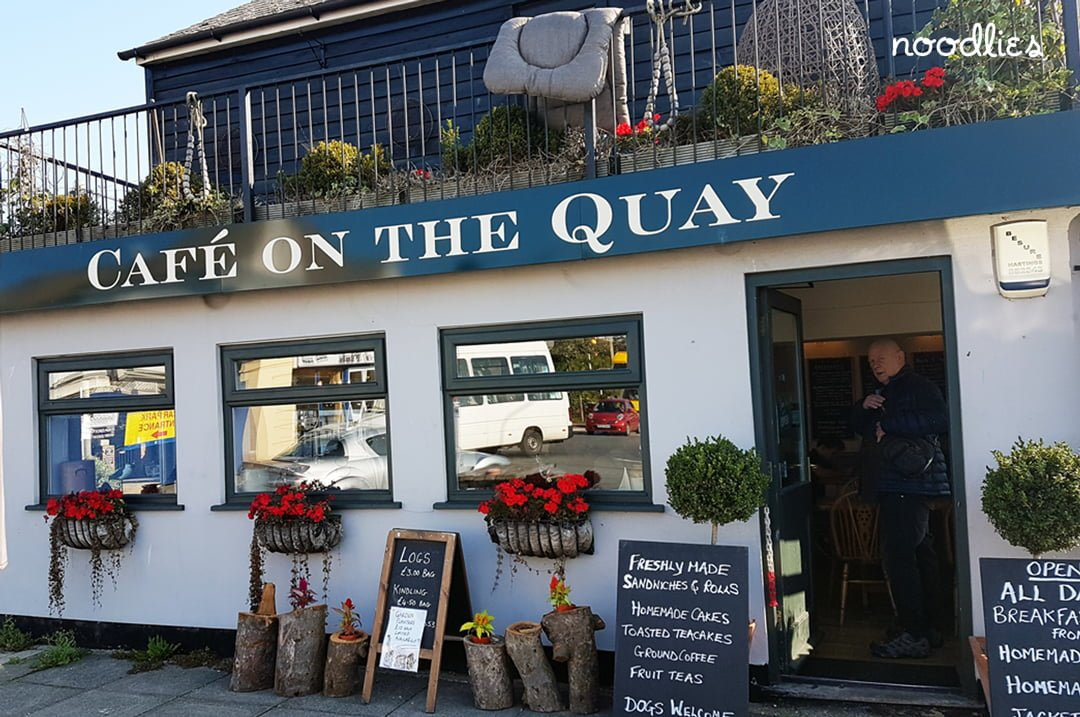 Cafe on the Quay Rye