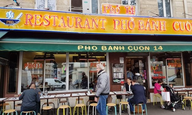 Pho Banh Cuon 14, Paris, France