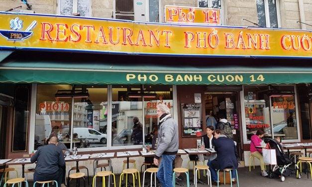 Pho Banh Cuon 14, Paris, France