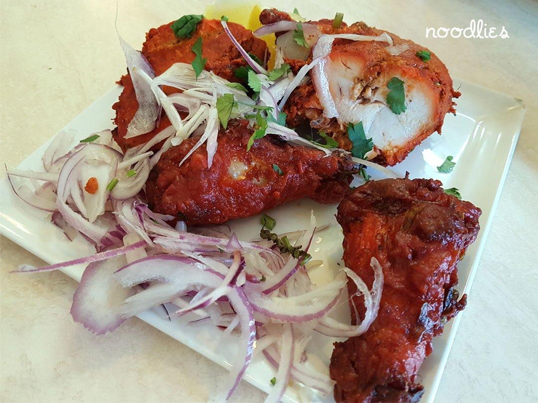 Swagath tandoor chicken