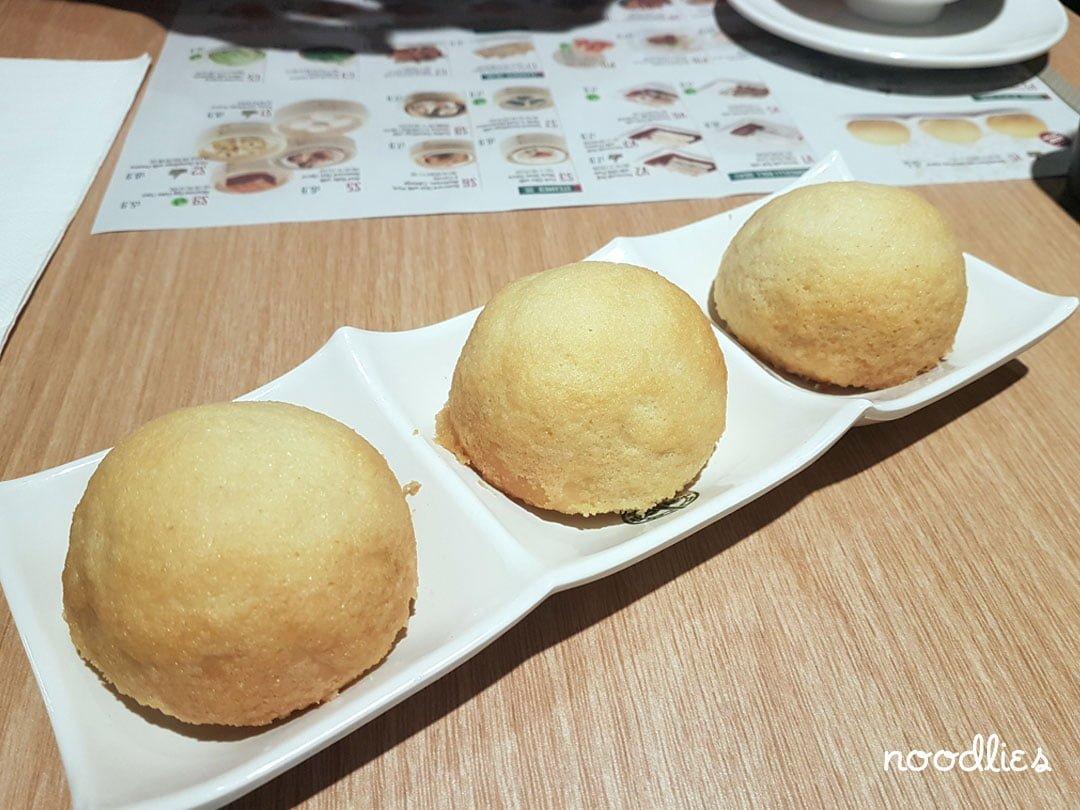 Tim Ho Wan Baked BBQ Buns