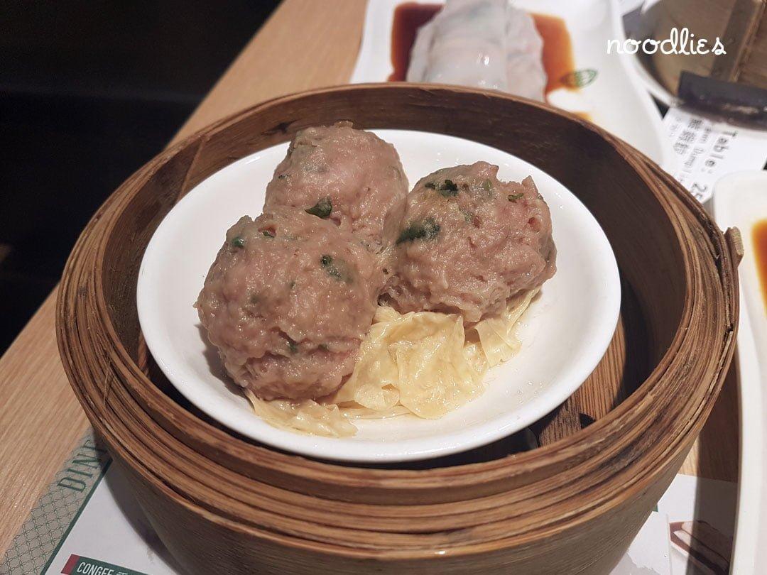 Tim Ho Wan Beef Balls