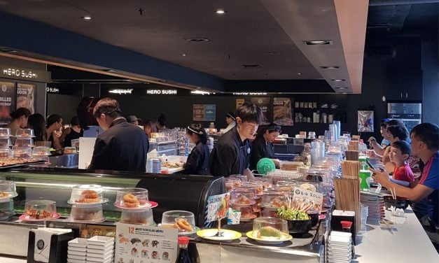Hero Sushi, Stocklands Wetherill Park, Japanese