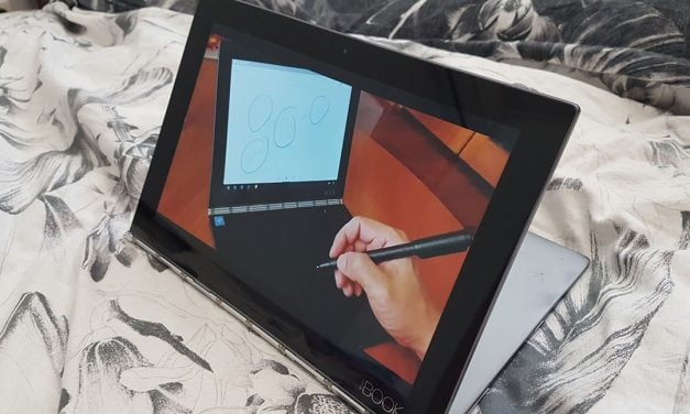 Lenovo Yoga Book Hands On Review – After 12 months